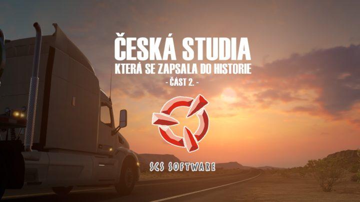 Česká herní studia, která se zapsala do historie – SCS Software