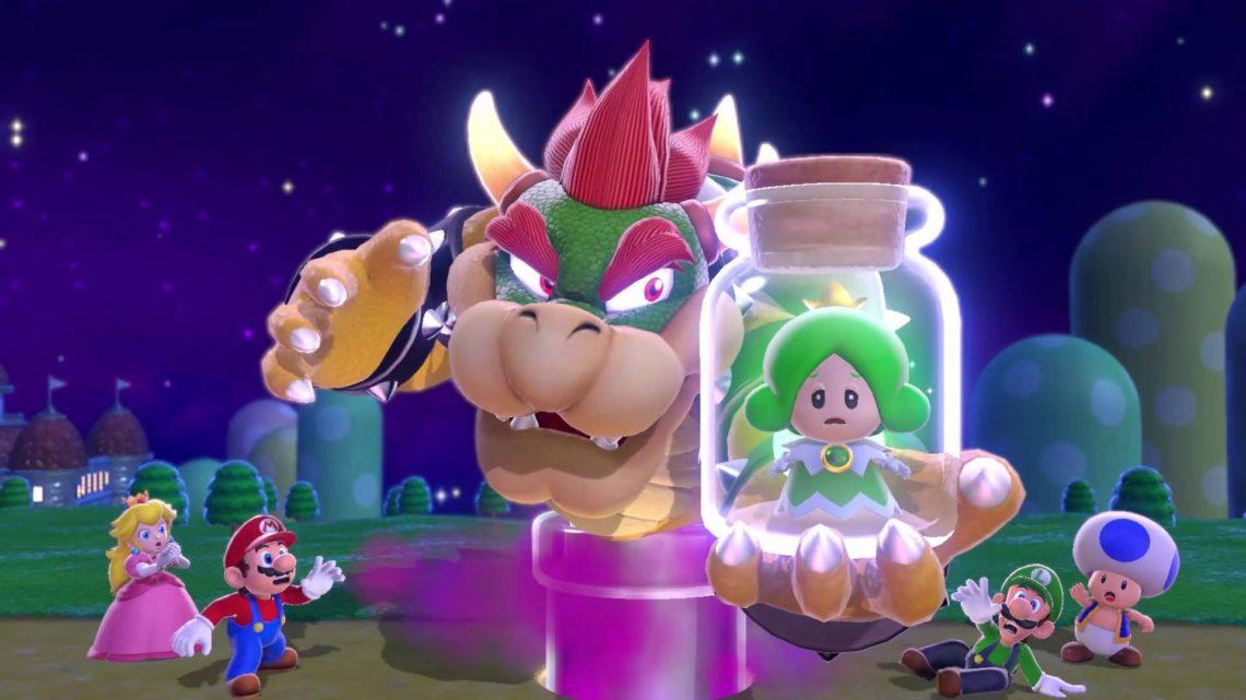 Dnes vychází hra Super Mario 3D World + Bowser's Fury