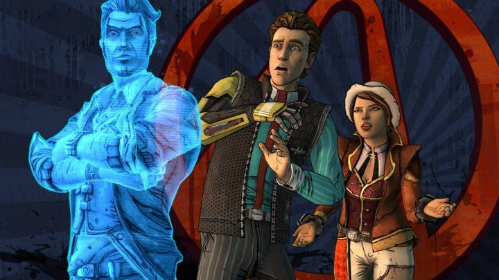 Tales from Borderlands dostalo re-edici a vyjde na Switch