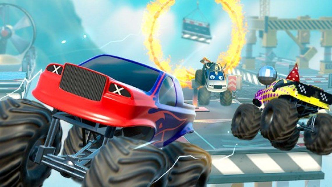 Šílená závodní hra Can't Drive This má datum vydání