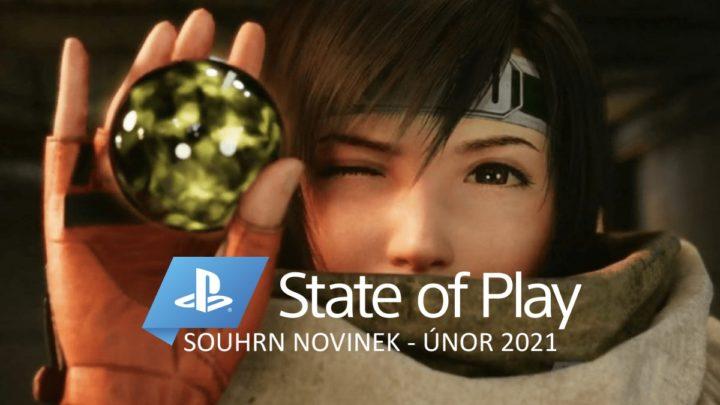 Souhrn novinek ze State of Play (Únor 2021)