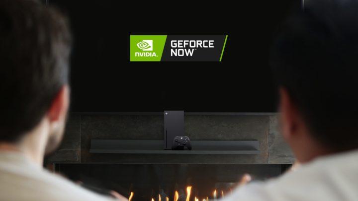 Konzole Xbox budou podporovat GeForce Now a Google Stadia