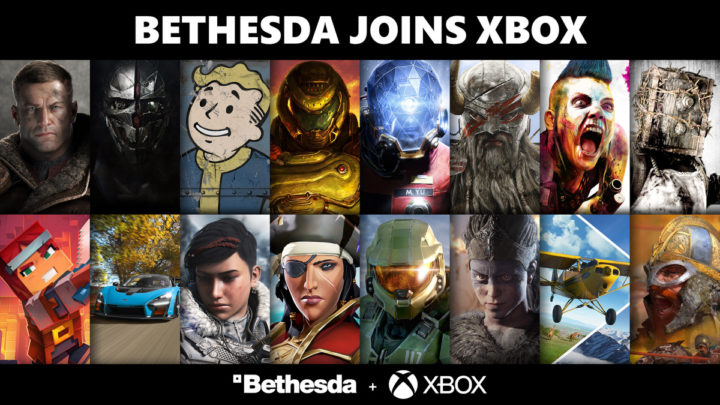 Bethesda byla oficiálně přivítána do rodiny Xboxu, potvrzeny Xbox exkluzivní hry