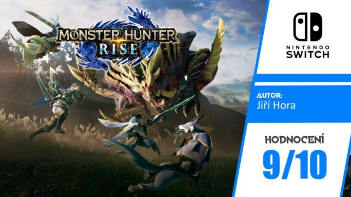 Monster Hunter Rise – Recenze
