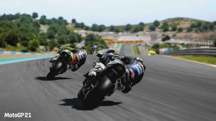 MotoGP 21 se chlubí prvním gameplay videem