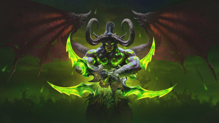 Oznámeno World of Warcraft: Burning Crusade Classic