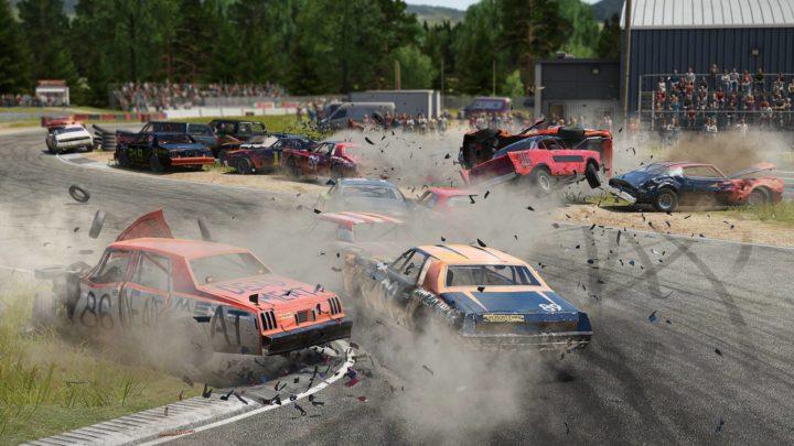 Oznámena nativní PS5 verze hry Wreckfest