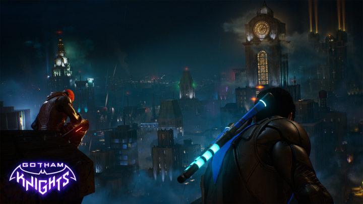 Gotham Knights odloženo na příští rok