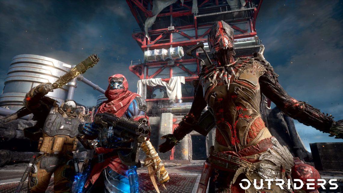 Outriders zamíří od prvního dne do Xbox Game Pass