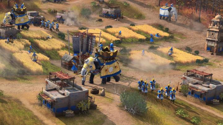 Age of Empires IV vyjde ještě letos + gameplay záběry
