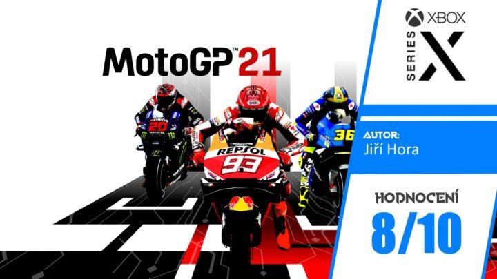 MotoGP 21 – Recenze