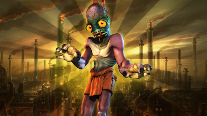 Oddworld Collection bude brzy k dispozici na Nintendo Switch
