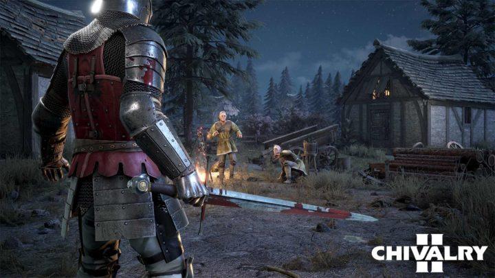 Středověká akce Chivalry 2 dostává nový krví nasátý trailer