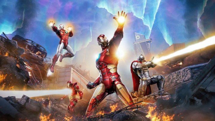 Marvel Avengers spustili událost Anomálie Tachyon