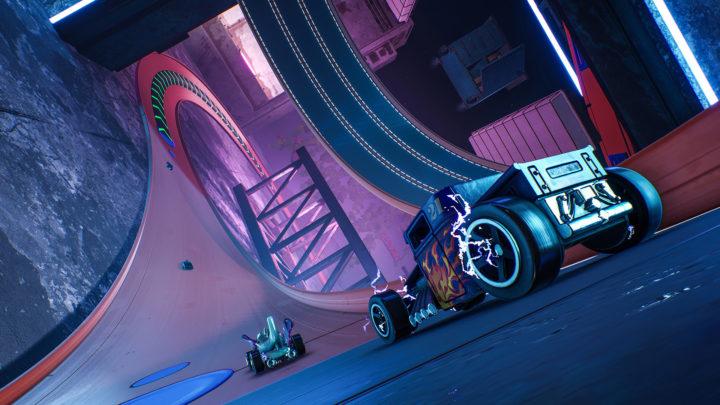 Hot Wheels Unleashed v prvních gameplay záběrech