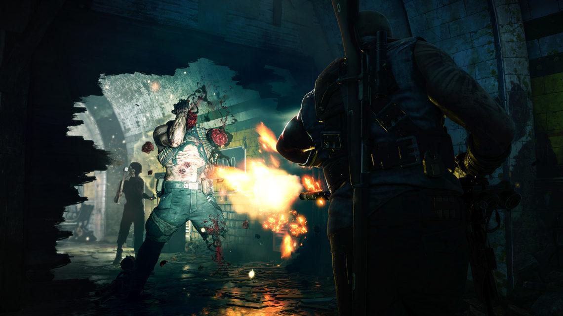 Zombie Army 4: Dead War dostalo next-gen update
