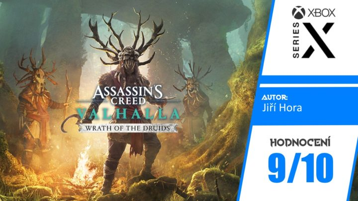 Assassin's Creed: Valhalla – Wrath of the Druids – Recenze