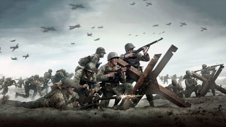 Letošní Call of Duty se vrací do 2. světové války