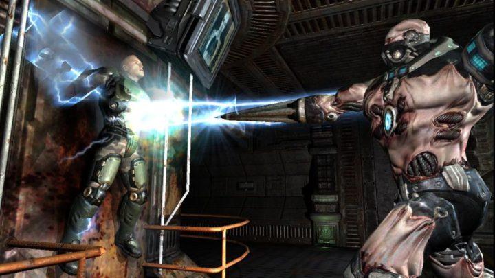 Ohodnocena tajemná hra Project2021B od id Software