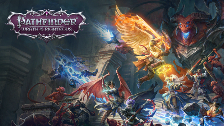 Oznámeno izometrické RPG Pathfinder: Wrath of the Righteous