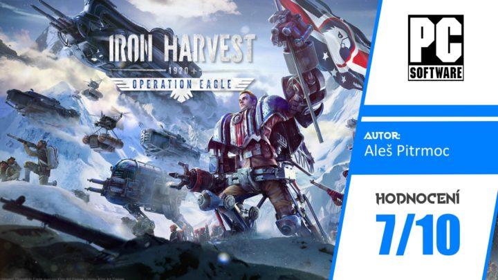 Iron Harvest + DLC Operation Eagle – Recenze