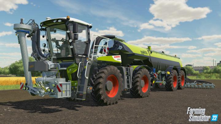 Farming Simulator 22 má datum vydání a CGI trailer