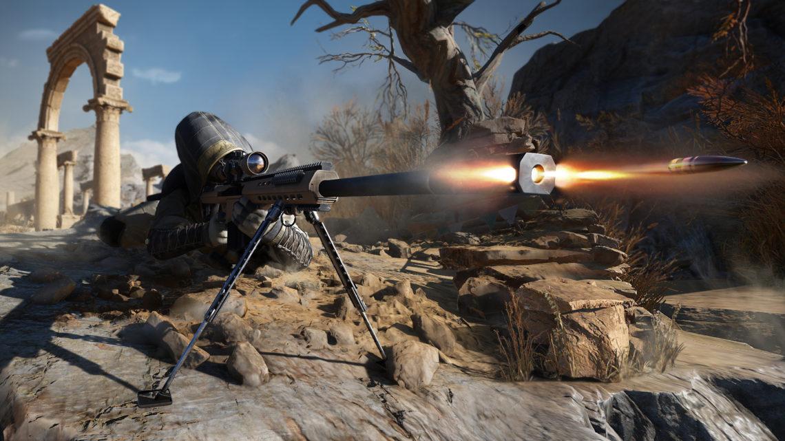 Sniper Ghost Warrior Contracts 2 se pochlubilo datem vydání pro PS5 konzoli