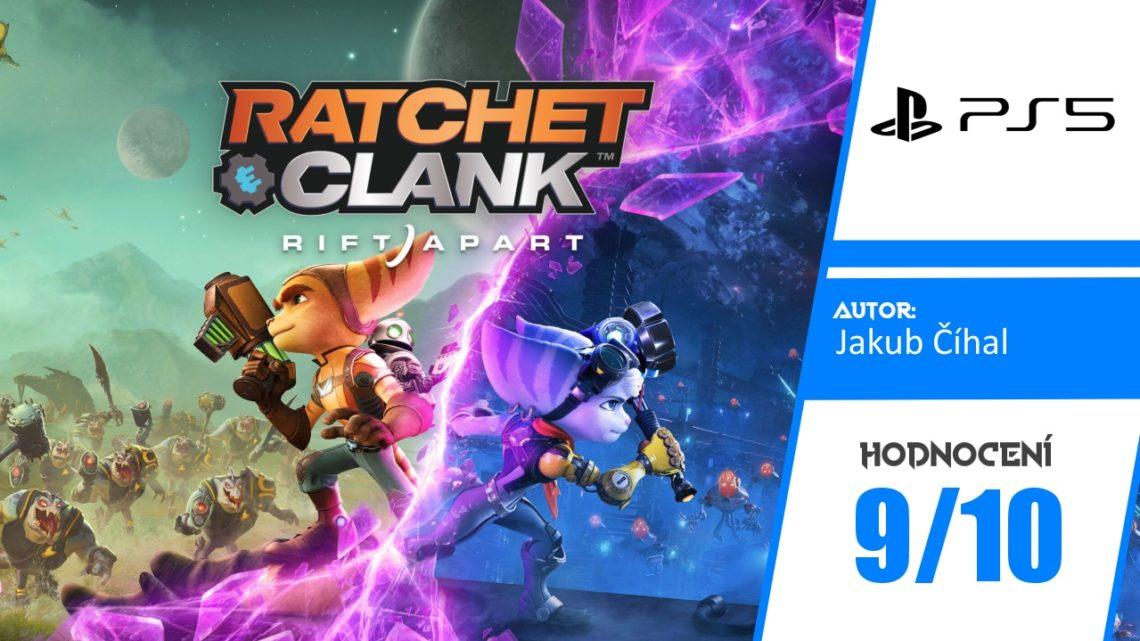 Ratchet & Clank: Rift Apart – Recenze
