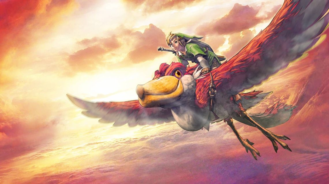 The Legend of Zelda: Skyward Sword HD se ukázal v novém traileru