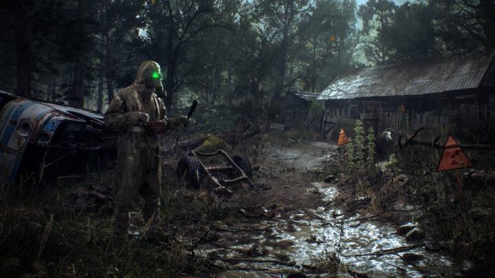 Horor Chernobylite se připomněl příběhovým trailerem