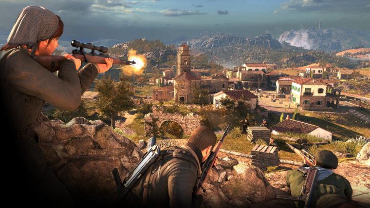 Hra Sniper Elite 4 dostala next-gen update