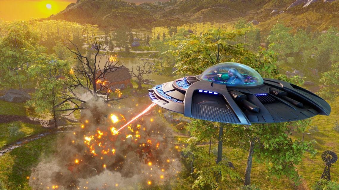 Destroy All Humans! vychází na Switch pro standardní i sběratelskou edici