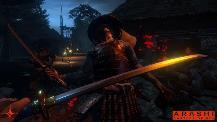 Oznámena hra Arashi: Castles of Sin pro Playstation VR