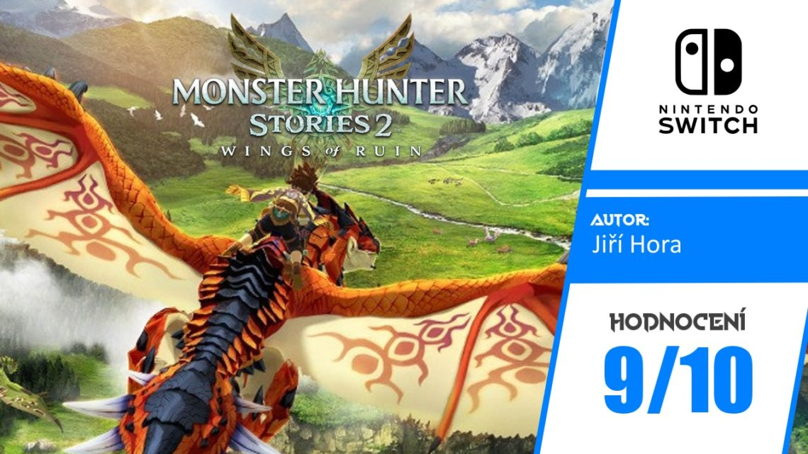 Monster Hunter Stories 2: Wings of Ruin – Recenze