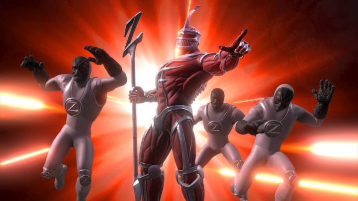 Oznámena super edice Power Rangers: Battle for the Grid pro konzole
