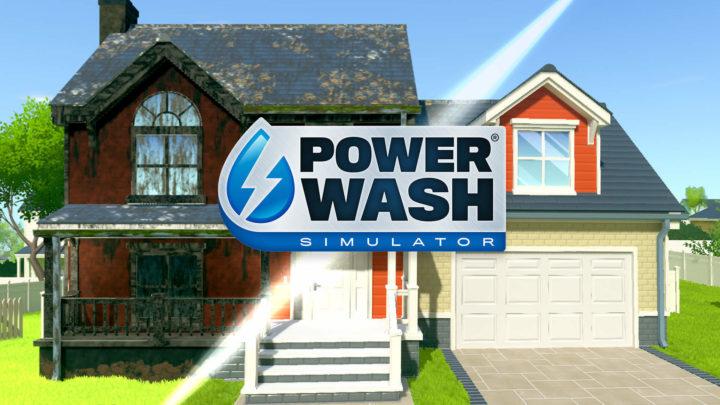PowerWash Simulator dostal první aktualizaci a nový obsah