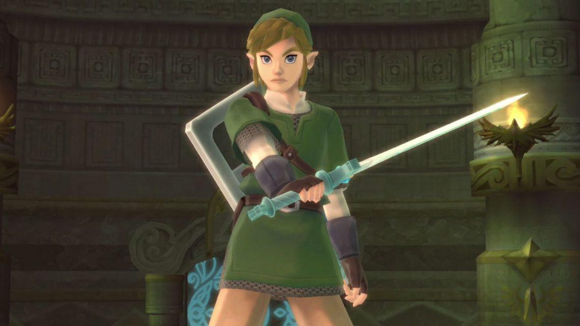 The Legend of Zelda: Skyward Sword HD dostává launch trailer