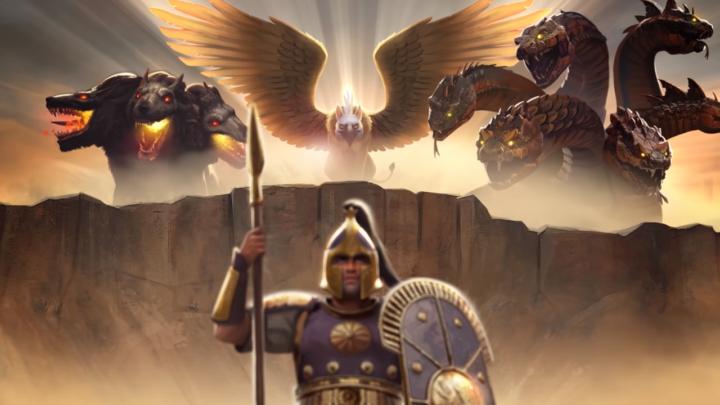 Oznámeno rozšíření Mythos pro Total War Saga: Troy