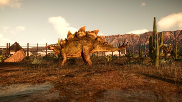 Dino tycoon Jurassic World Evolution 2 dostal první vývojářský deník