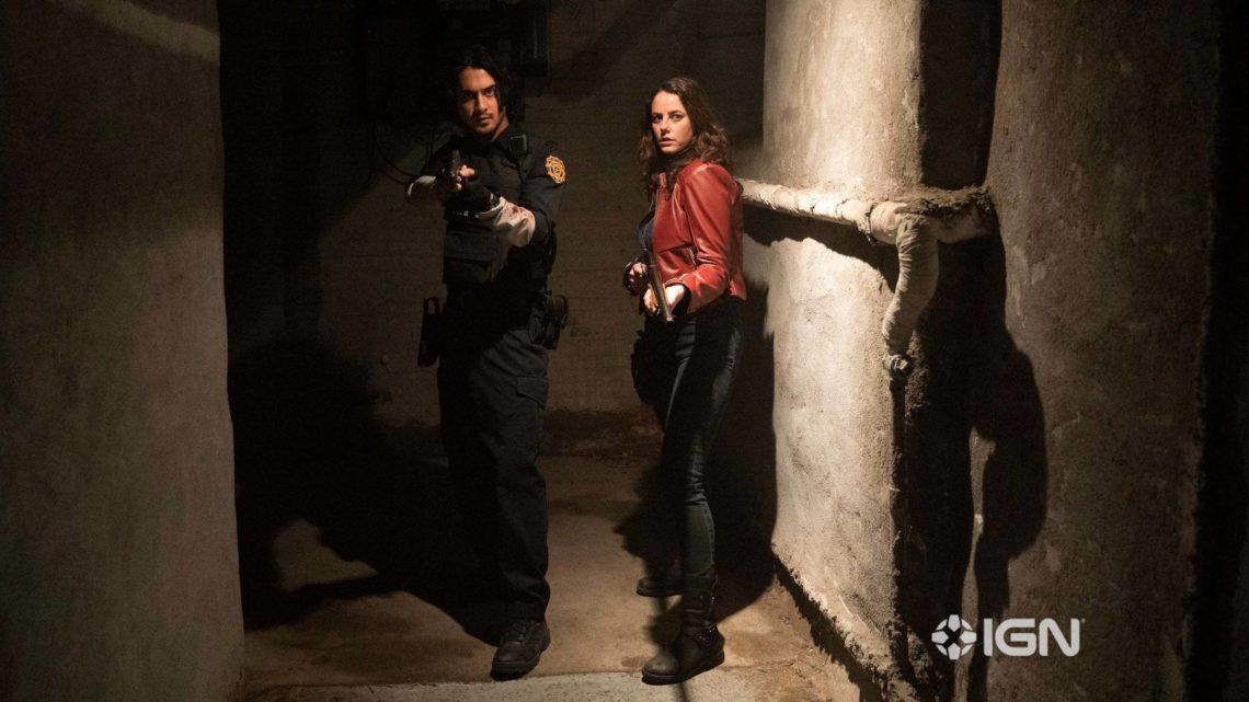 Film Resident Evil: Welcome to Raccoon City se ukázal v prvních obrázcích