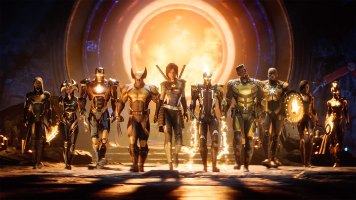 2K oznámilo hru Marvel's Midnight Suns