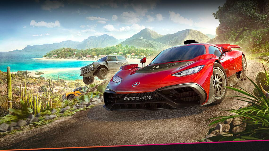 Forza Horizon 5 dostala nový trailer a gameplay video