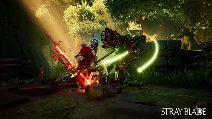 Oznámeno nové akční RPG Stray Blade