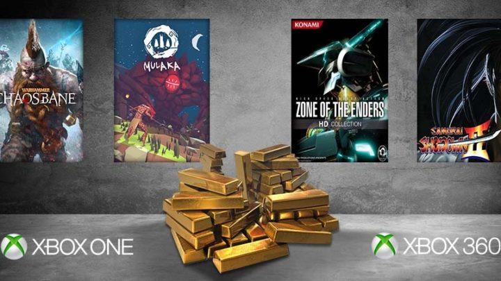 Oznámeny hry programu Games with Gold na září (2021)