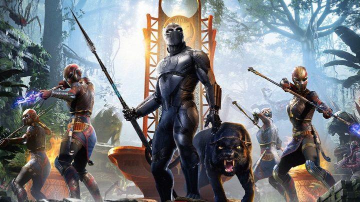 Vyšlo rozšíření Black Panther – War for Wakanda pro Marvel's Avengers