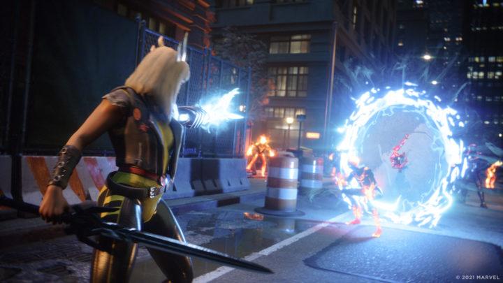 Ukázka gameplaye z Marvel's Midnight Suns