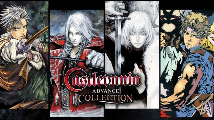 Castlevania Advance Collection se stává skutečností a je již v prodeji