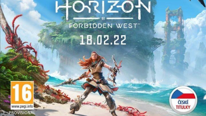 Horizon: Forbidden West vyjde s českými titulky, představeny edice