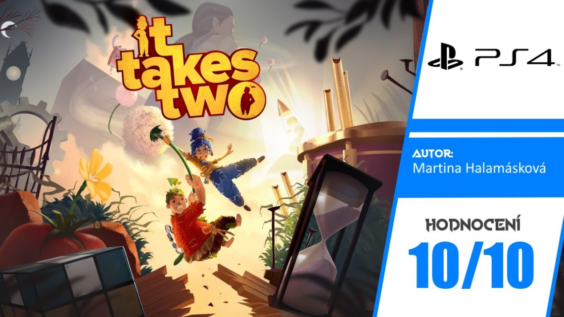 It Takes Two – Recenze