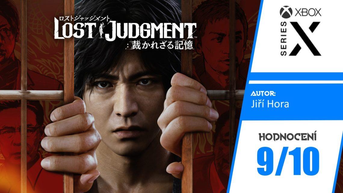 Lost Judgment – Recenze